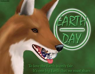CG: Earth Day by kittydemonchild