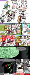 Rayman:The Rancorous Rabbid p6 by kittydemonchild