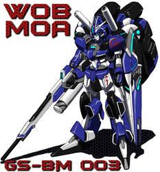 (Colab) Boogie Man Gundam by MasterOkiAkai