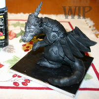 Steel with Base Coat by NycterisA