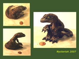 Dinosaur by NycterisA