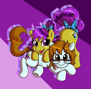 Pony OC by kcday