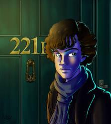 Baker Street 221B by kcday