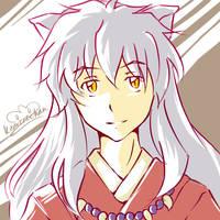 Inuyasha series style by KearereChan