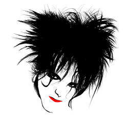 Robert Smith by DizNot