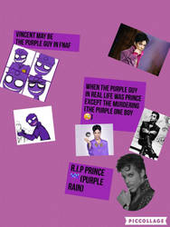 The real purple guy (R.I.P prince) by Lovetodrawluv