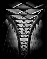Humber River Pedestrian Bridge Toronto Canada by thelearningcurve-da