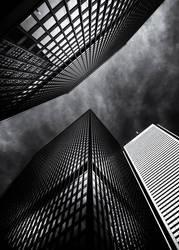 Toronto Dominion Centre Vertical by thelearningcurve-da
