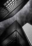 Toronto Dominion Centre Vertical by thelearningcurve-da