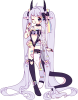 Meiko by GlitterBobOMB