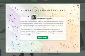 Anniversary by NightMongoose