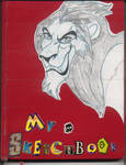 Scar Sketchbook by paxxx