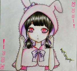 anime girl  by Danya98