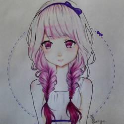 animegirl  by Danya98
