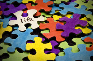 The Puzzle Called Life by ChelseaGrachek