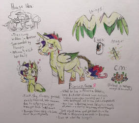 Mlp- The Lopoddity Cringy OC Challenge! by Zombie-Chickenz