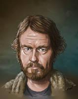 Sir Ridley Scott by decibelfx