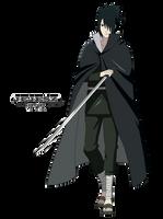 Sasuke Uchiha (Pre-Gaiden) by JEJESZ777