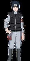 Sasuke Uchiha - Police Force (Request) by JEJESZ777