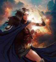 Wonder-woman by seban001