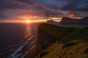 Sunrise at Kallur by LinsenSchuss