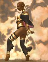 Fire Dancer by WestlyLaFleur