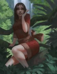 Sweet Assassin by WestlyLaFleur