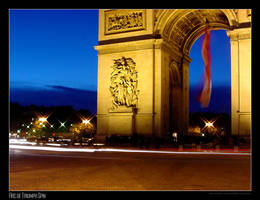 Arc de Triumph Spin by freespot