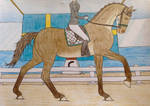 Bruce- Cheval D'or Eventing Dressage by BlueFire-Phoenix