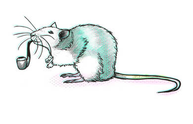 Ratty by sildude