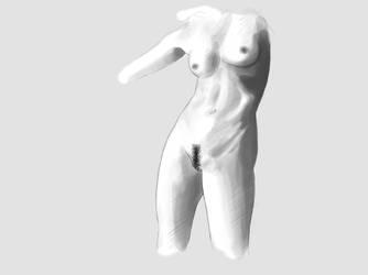 Woman by sildude
