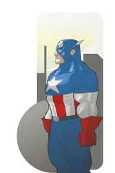 capt'n-america by tobyoto009