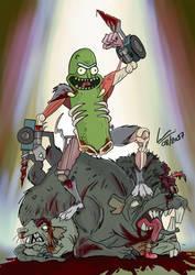 Ricksy Rat Rampage by Kapalsky