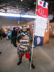Samourai by GS-Yuuki