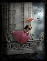 Rose of Notre Dame by Iribel