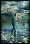 Lady of the Lake by Iribel
