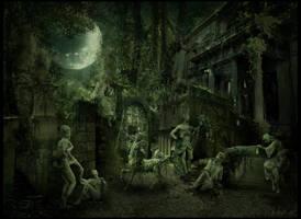 World Of Stone by Iribel