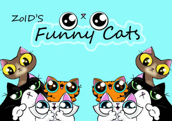 Funny cat wallpaper by KingZoidLord
