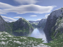 Landscape Contest entry by ojad0