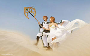 Tsubasa RC - Finding Their Promised Land by vaxzone