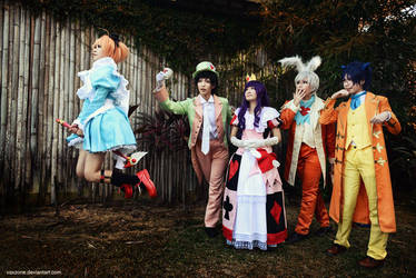 Cardcaptor Sakura - From Wonderland by vaxzone