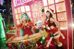 League of Legends - Christmas is a time for Party by vaxzone