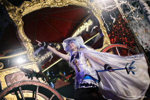 Vocaloid - Snow Miku 2014 by vaxzone