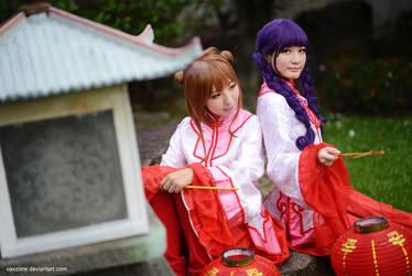 Cardcaptor - Sakura's Wonderful Friend by vaxzone