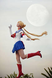 Usagi: Moon Prism Power,  Make Up by vaxzone
