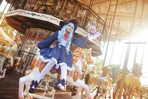 Date A Live - Yoshino by vaxzone