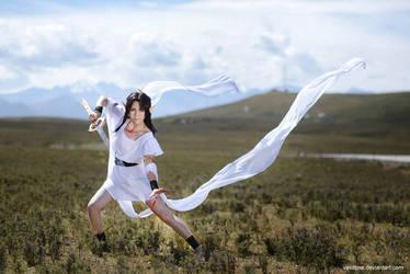 Ashura - Sword Dance by vaxzone