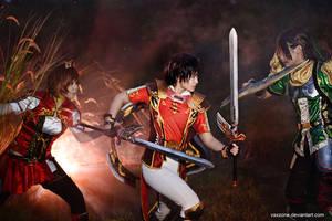 Dynasty Warrior 8 - War Zone by vaxzone