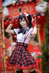 Love Live - Nico Nico Nii by vaxzone