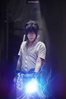 Sasuke Uchiha by vaxzone